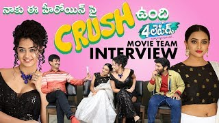 4 Letters Movie Team Exclusive Full Interview | Inka Cheppu With Kevvu Kavya | TVNXT Hotshot - MUSTHMASALA
