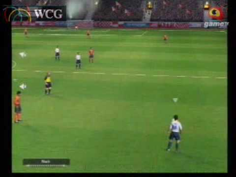 2003 Grand Final Team 16 : FIFA match: Netherlands vs lndia