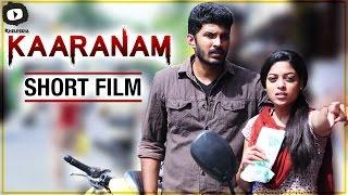 Kaaranam Thriller Telugu Short Film | 2015 Telugu Short Films | Khelpedia - YOUTUBE