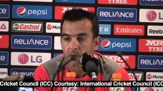 2015 WC IND VS UAE: UAE not afraid of India, says Mohammad Tauqir - IANSINDIA