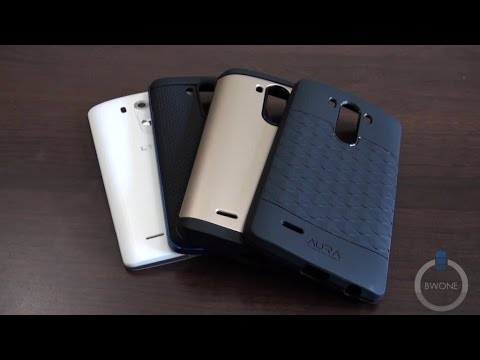 Verus LG G3 Case Collection Review