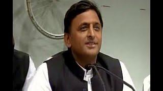 In Graphics: Akhilesh Yadav declared candidate for Gorakhpur and Phulpur bypolls - ABPNEWSTV