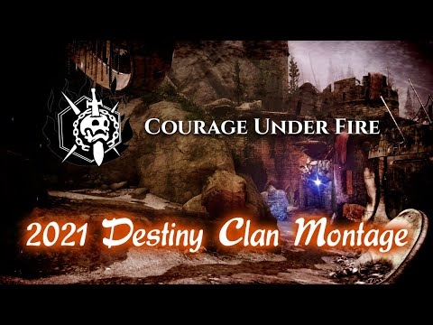 """Courage Under Fire: 2021 PVP Montage - """"We Have Our Moments"""""""