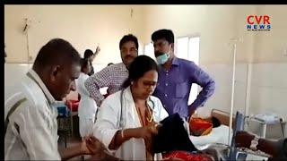 కర్ణాటక లో విషాదం..| 11 dead, 72 Hospitalised after Eating Prasad in Karnataka | CVR News - CVRNEWSOFFICIAL
