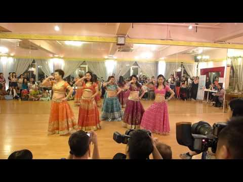 Jad Mehndi Lag Lag Jaave Hong Kong Bollywood Dance Performance 寶萊塢舞蹈 表演 香港 Indian Dance
