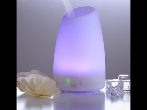 MMlove Aromatherapy Essential Oil Diffuser-100ml - REVIEW - The Amanda Cooke