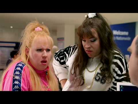 New Nationwide Little Britain 'No Shareholders' TV Ad with Vic