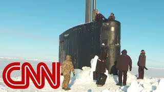 The nuclear sub challenging Russia in the Arctic - CNN