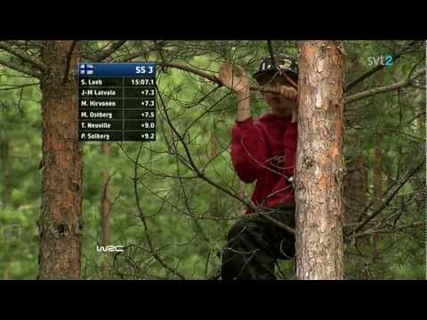 WRC 2012 Rally Finland Review (HD)