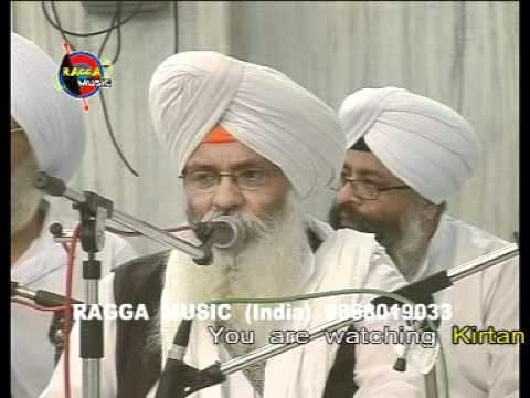 Bhai Guriqbal Singh Ji - Assa Bhi Outhe Jaana Part 1 of 2 from Ragga Music - 9868019033