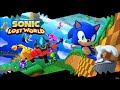 Sonic Lost World Soundtrack - Master Zik's Warm Up