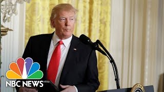 Watch Live: Trump, Australian PM hold White House press conference - NBCNEWS