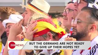 German fans left dejected after team's loss against Mexico in World Cup - ZEENEWS
