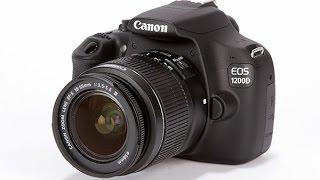 مراجعة للكاميرا الرقمية للأحترافيين Canon 1200D:مناسبة للمبتدئين