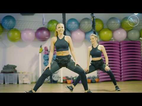 Bungee fitness podbija Polskę