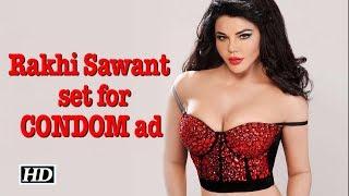Rakhi Sawant all set for CONDOM ad! - IANSLIVE