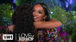 Moniece & Princess Hug It Out | Love & Hip Hop: Hollywood - VH1