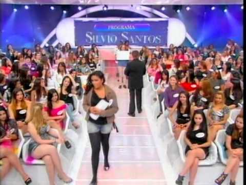 Programa Silvio Santos - Auditório apresenta