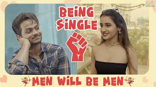 MEN WILL BE MEN - BEING SINGLE  || SHANMUKH JASWANTH || JHAKAAS || - YOUTUBE