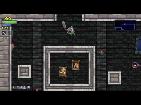 AverMedia Live Gamer Portable PC Capture Test (Rogue Legacy)