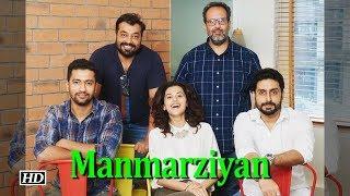 """Manmarziyan"" | Abhishek to ROMANCE Taapsee - IANSLIVE"