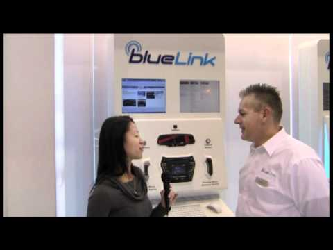 International CES 2011 Product Showcase - Hyundai Part 2
