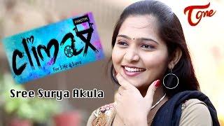 Climax For Life & Love   Latest Telugu Short Film   By Sree Surya Akula - YOUTUBE