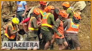 🇵🇭 🌀 Typhoon Mangkhut: Dozens feared dead in Philippines landslide | Al Jazeera English - ALJAZEERAENGLISH