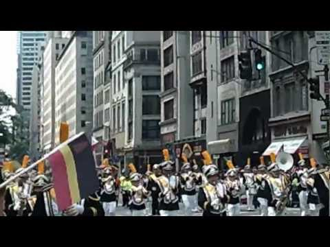 Puerto Rican Day Parade~NYC~2012~Banda Escolar Guayama~NYCParadelife