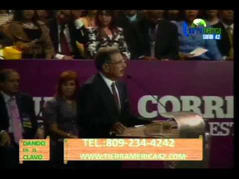 DANDO EN EL CLAVO TV 30 DE AGOSTO DEL 2011- 1 DE 4