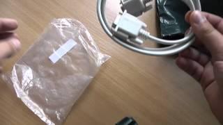 Кабель интерфейсный RS232 для прошивки тюнера