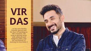 Rajeev Masand interview with Vir Das - IBNLIVE