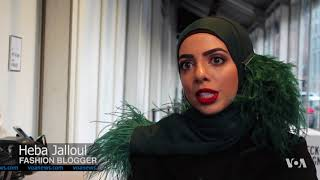 Modest Designer Finds Fashion Connects People - VOAVIDEO