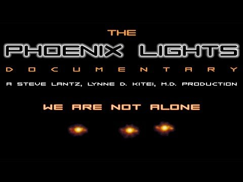 The Phoenix Lights 2005 documentary movie, default video feature image, click play to watch stream online
