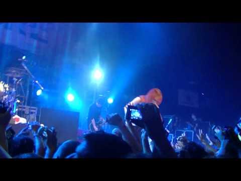 Paramore en Argentina 24 - 02 -2011 - Luna park Misery Business live Buenos Aires