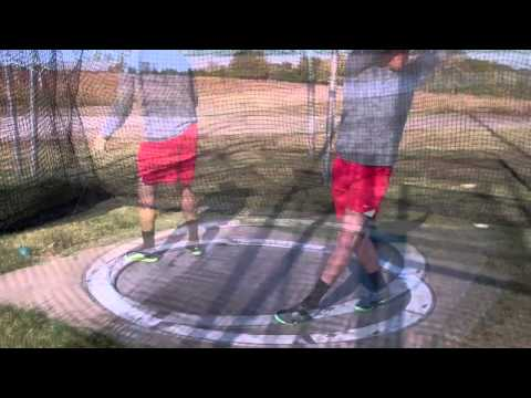 Hammer Throw Track and field