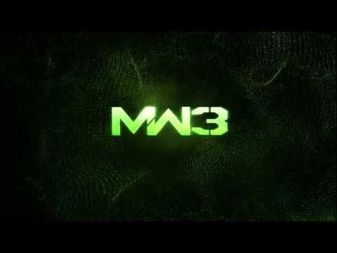 Call of Duty- Modern Warfare 3 - America Under Siege[MW3 TEASER TRAILER]