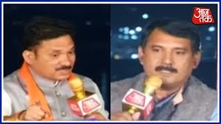 Rajtilak: Devu Singh Chauhan And Lalji Desai Answer The People Of Gujarat On Election Results - AAJTAKTV