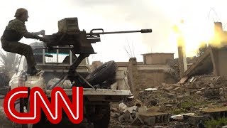 CNN obtains exclusive footage of ISIS' final battle in Syria - CNN