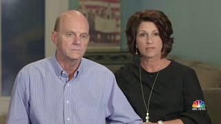 Rowdy Gaines Warns Others After Scammers Pretended To Hold His Daughter Hostage | NBC Nightly News - NBCNEWS