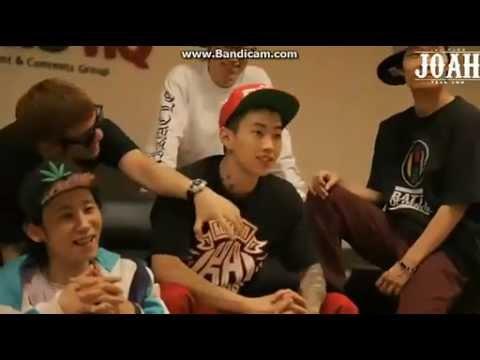 Jay Park - JOAH Performance Dance Practice