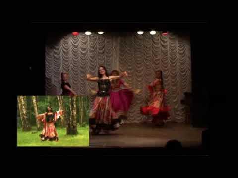 Смотреть елена дружнова мастер класс цыганские танцы