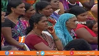 Rahul Gandhi Speech at Congress Vidyarthi Nirudyoga Garjana Sabha at Saroornagar | iNews - INEWS
