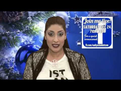 The The Calm Before The Luck Dec 18 - 24  Astrology Horoscope by Nadiya Shah
