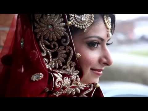 Amrita & Harsh | SDE | Sikh Wedding Highlights 2014 by AVP Studios Canada