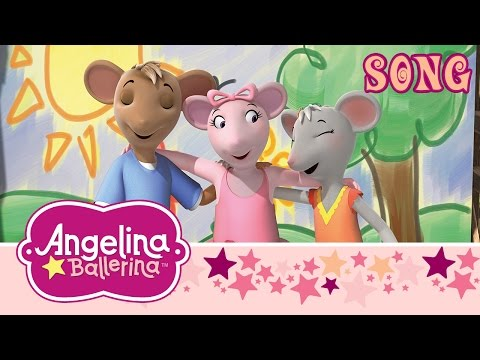 Angelina Ballerina: Dancing Butterfly