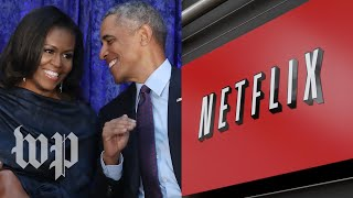 What are the Obamas and Netflix up to? - WASHINGTONPOST