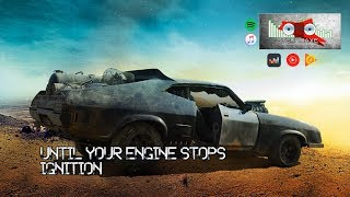 Royalty FreeMetal:Until Your Engine Stops Ignition