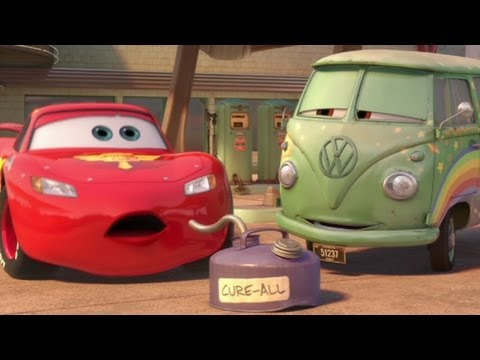 Tales From Radiator Springs - Hiccups