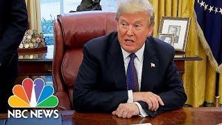 President Donald Trump Signs Measure, Imposing 30% Tariffs On Solar Panels   NBC News - NBCNEWS